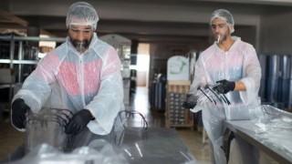 Коронавирус: Затвор в Мароко, ако си без маска на обществено място