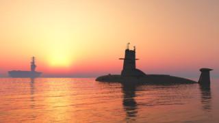 НАТО в битка за Атлантика с безпилотни дронове срещу руски подводници