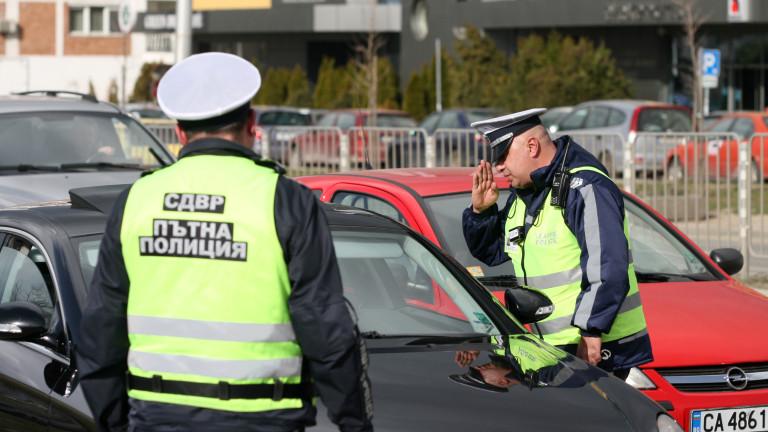 Задържаха трима пияни шофьори в Бургас