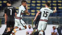 Португалия се справи лесно с Хърватия и без Роналдо