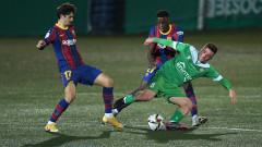 Третодивизионен отбор измъчи Барселона за Купата на краля