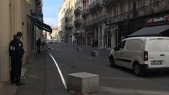 Атентаторът в Лион: Мъж с велосипед