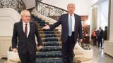 САЩ: Едва ли ще постигнем търговска сделка с Великобритания преди ноември