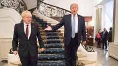 Джонсън и Тръмп с отделна среща преди НАТО