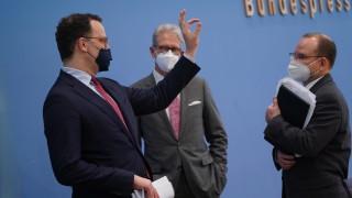 Германия обмисля да се отцепи от ЕС и сама да си търси ваксини