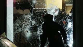 Стотици задържани след вчерашния протест в Лайпциг