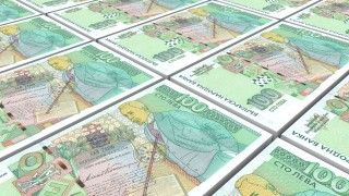 293 фалшиви български банкноти задържани от БНБ за първите три месеца