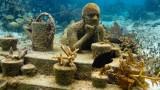 Музеят под вода в Мексико