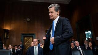 Тръмп обмисля да уволни шефа на ФБР