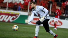 ЦСКА възнаграждава титулярния си вратар с нов договор