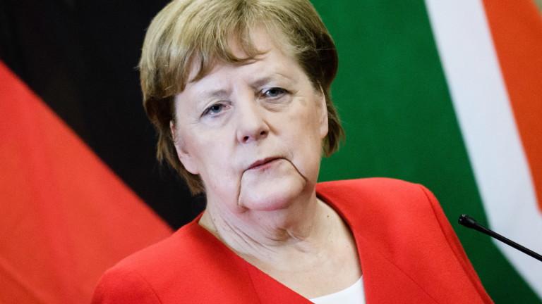 Германският канцлер Ангела Меркел обяви, че изборът на премиер на