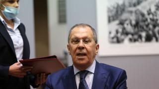 """Сергей Лавров: Завършването на """"Северен поток 2"""" е въпрос на чест за Германия"""