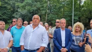 Борисов гледал с прискърбие неопитни хора да актуализират бюджета