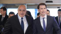 Австрия ни подкрепя за Шенген
