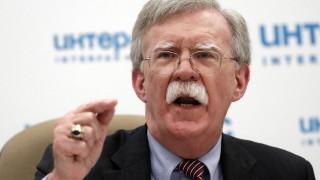 Болтън съветва Иран да не бърка благоразумието на САЩ със слабост