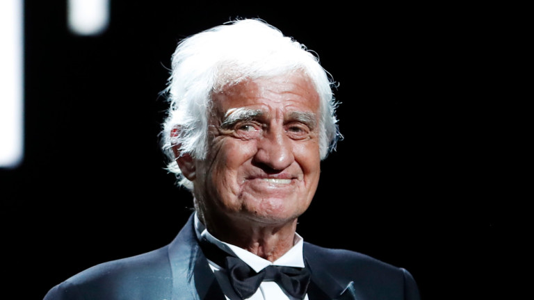 Почина френският актьор Жан-Пол Белмондо