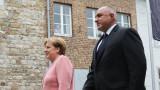 Борисов и Меркел обсъдиха миграционния натиск