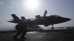 Голяма сделка за F-35 е напът да скара Великобритания и САЩ