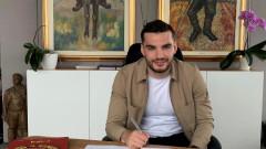 Тони Уот от ЦСКА отново се развихри в социалните мрежи