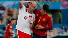 Испания и Полша завършиха наравно 1:1