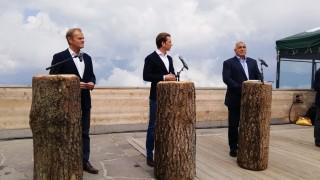 Европа може да защитава само когато е единна, обяви Борисов в Австрия