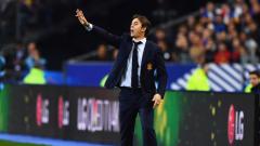 Испания преподписа с Лопетеги преди старта на Мондиал 2018