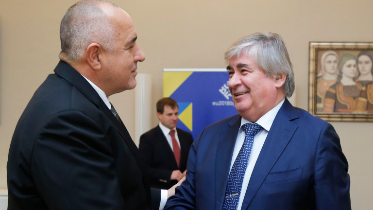 За туризъм и енергетика поговориха Борисов и Макаров