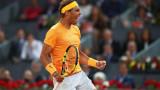 Рафаел Надал: Невероятно е да спечеля осем титли в Рим