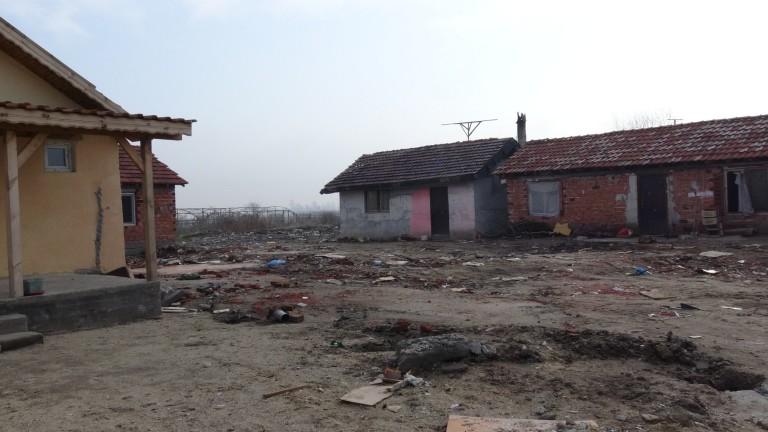Много ромски семейства напуснали временно Габрово