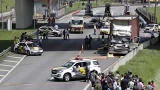 Известен журналист на Бразилия загина в авиокатастрофа