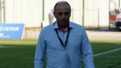 Илиан Илиев: Ако бяхме вкарали втори гол, отиваха на разлика