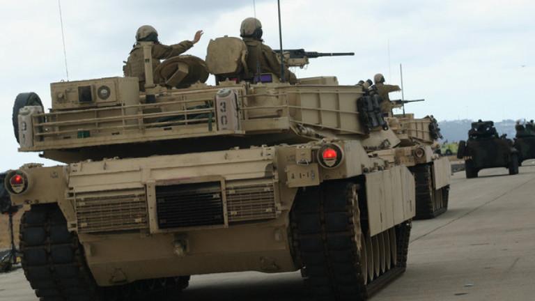 Грузинската армия започна двуседмични военни учения със САЩ и други