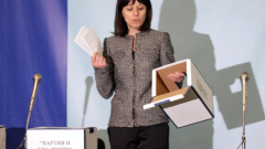 Един метър дълга бюлетината за вота