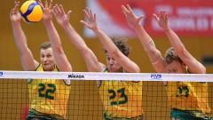 Австралия обърна Русия с 3-2 гейма в третия ден на мъжката Световна купа