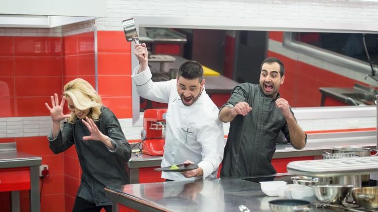 Първи ожесточени битки за надмощие в новия сезон на Hell's Kitchen България