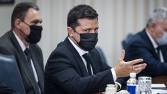 Зеленски: Байдън подкрепя Украйна за НАТО