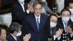 """Новият японски премиер e Йошихиде Суга, той има мото - """"Където има воля, има и начин"""""""