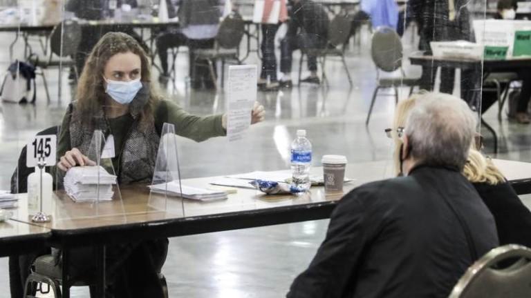 И в Невада признаха изборните резултати