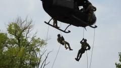 Български и гръцки снайперисти и спецчасти тренираха заедно