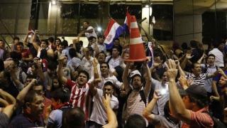 Сблъсъци в Парагвай срещу преизбирането на президента