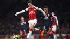 Капитанът на Арсенал може да напусне клуба
