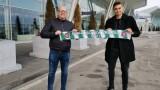 Голям талант на Северна Македония ще се пробва в Ботев (Враца)
