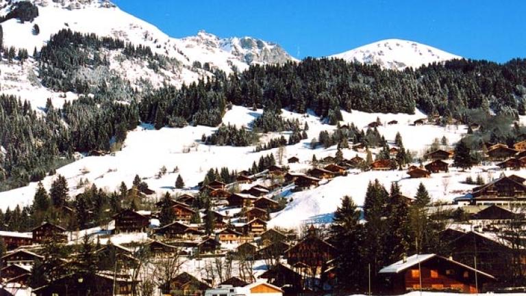 Снимка: Откриха останките на двойка, изчезнала в Швейцарските Алпи преди 75 г.