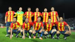 Легенди на Левски с победа на One World