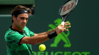 Роджър Федерер е голямата атракция на турнира в Хале