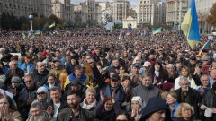 """Украйна се вдигна на Майдан срещу """"формулата на Щайнмайер"""""""