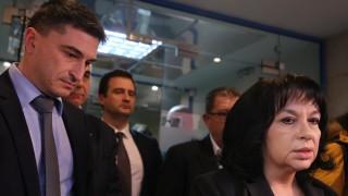 Анализ и диалог за цената на тока, предлага Теменужка Петкова на бизнеса