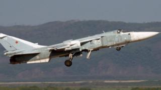 Срещу кого бяха първите руски въздушни удари в Сирия?