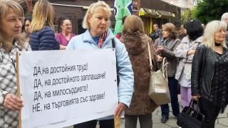 Отново излъгаха медицинските сестри; Щом послъгваме Европа дори за жертвите на пътя...