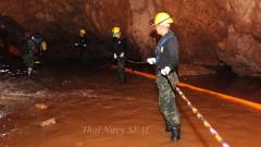 Спасяването в пещерата в Тайланд - на кино